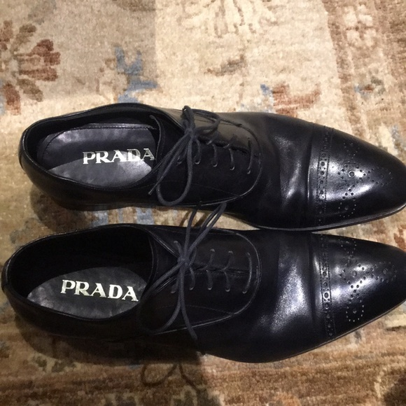 Prada Other - Men's Prada dress shoes